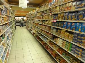 Haiti supermarket