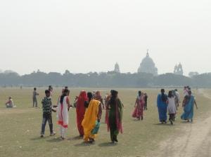 A Sunday stroll in Kolkata