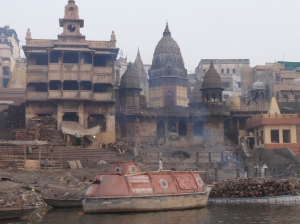 Lord of the Rings movie set in Varanasi?