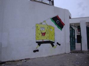Even Spongebob is happy!