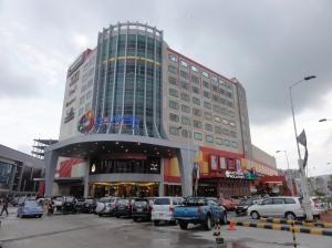 Balikpapan's new BSB Mall