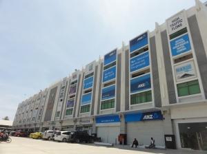 Timor Plaza - Dili's idea of a modern mall