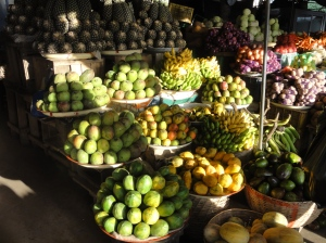 Fruits galore