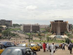 Cameroon's capital - Yaoundé