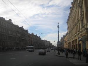Stockmann on Nevsky Prospekt