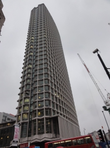 Centre Point Tower in London