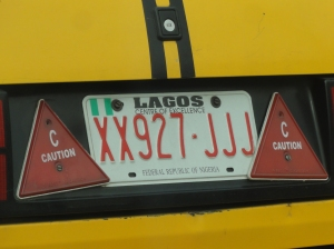 Caution in Lagos