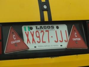 Caution in Lagos