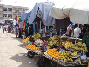 Keep you wits about you at Djibouti's Marché Central