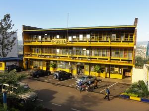 Kigali's main post office