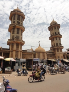 The Grand Mosque of Ouagadougou