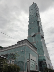 Reach for the stars - Taipei 101