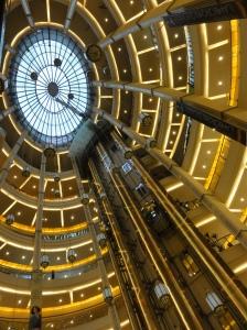 Jakarta's Senayan Plaza mall