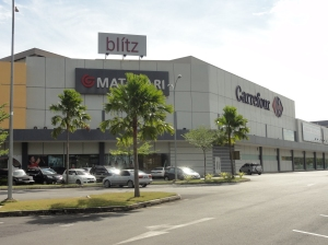 Batam's new Kepri Mall