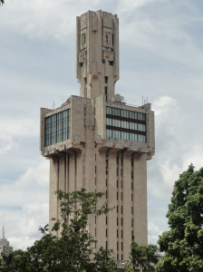 The ugliest building in the world? - Havana's Russian embassy