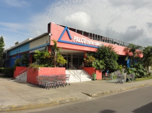Palco - the 'best' supermarket in the Cuba!!