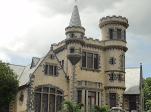 Killarney Mansion - one of Trinidad's 'Magnificent Seven'