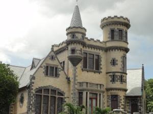 Killarney Mansion - one of Trinidad's 'Magnificent Seven'