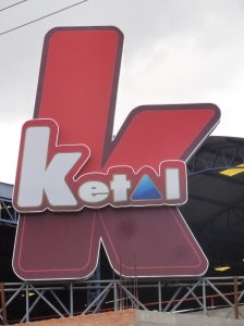 Ketal - the most popular supermarket chain in La Paz