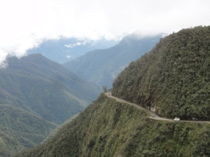 'The World's Most Dangerous Road'