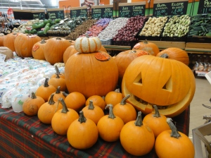 Pumpkins galore for Halloween
