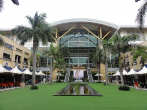 Durban's Gateway Mall - the largest in the Southern Hemisphere
