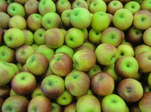 Green apples!