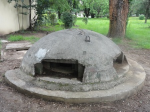 Bunker from the Cold War era