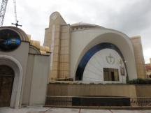 Tirana's Orthodox Cathedral