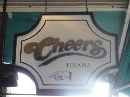 Cheers Tirana