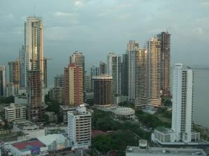 Vertical living in Panama City