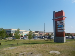 The Sunridge Mall in Calgary