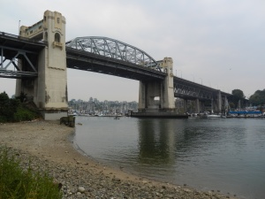 Vancouver's Burrard Bridge
