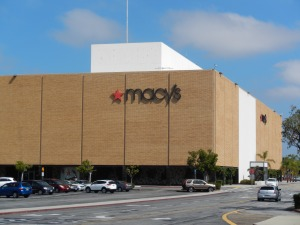 Macy's department store in Los Angeles
