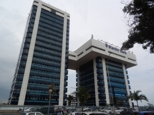 Stanbic Bank in Kampala