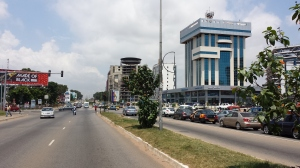 Accra's Liberation Road