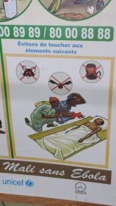 Mali's Ebola warnings
