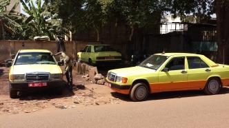 Bamako taxis
