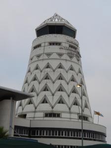 Harare airport