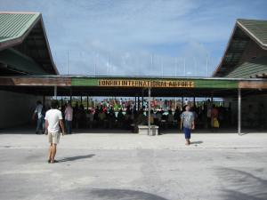 Bonriki International Airport