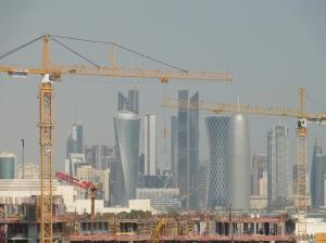 Doha - growing faster than bamboo!