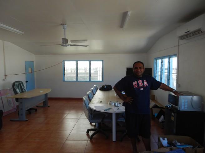 Rota Onorio - Secretary General at Kiribati National Olympic Committee