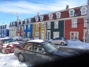 St John's, Canada is North America's 'oldest' city and has some pretty colourful streets!