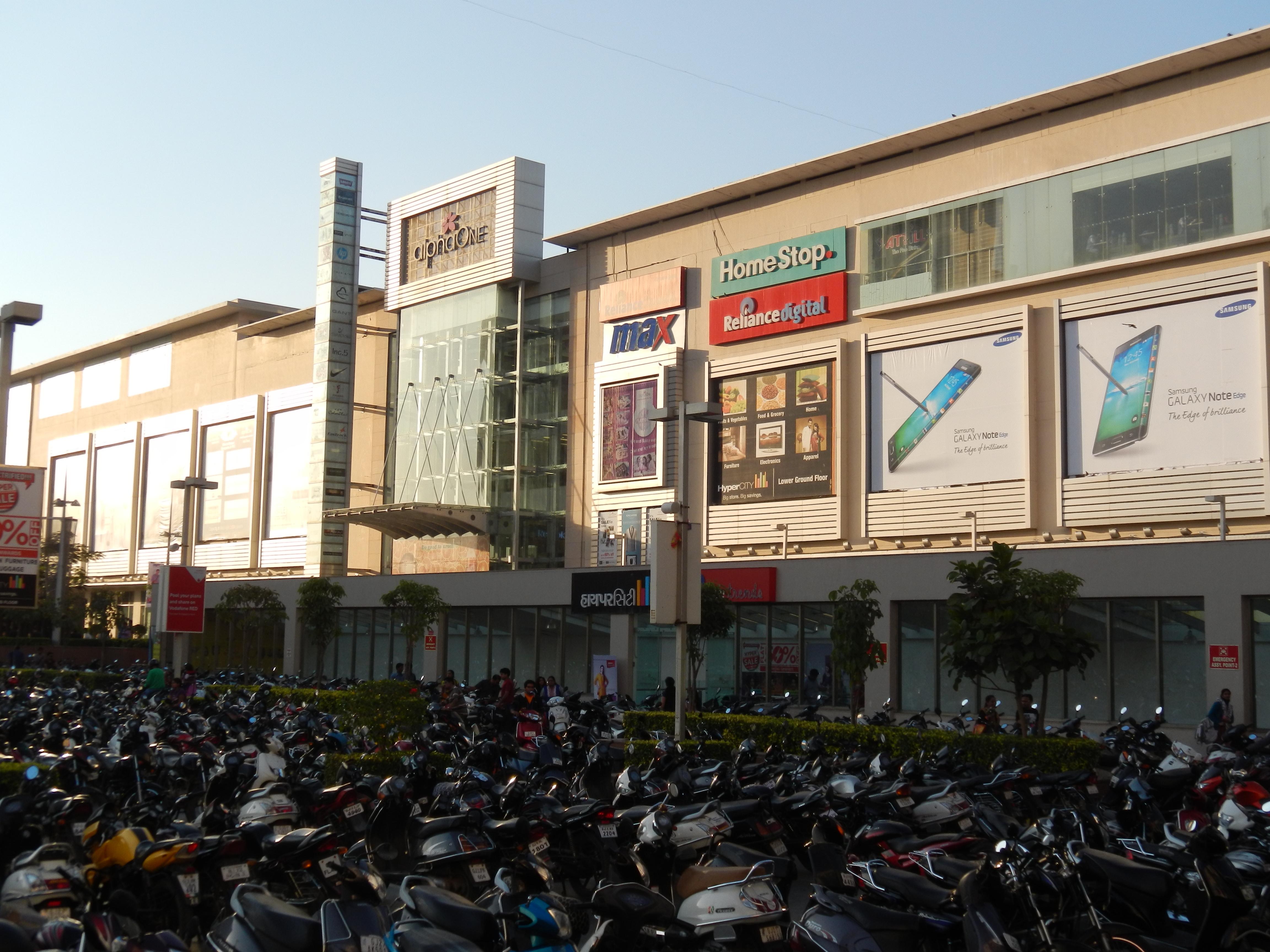 Alpha One Mall Ahmedabad Sale Alpha One Ahmedabad's