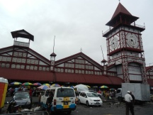 Stabroek Market in Georgetown