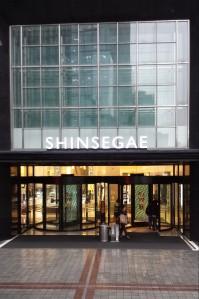 Shinsegae Department Store, Seoul