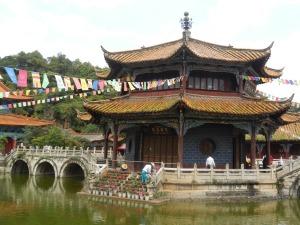 Kunming's Yuantong Temple