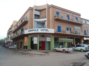 Acropole - the 'best' hotel in Khartoum