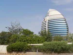 The Corinthia Hotel aka Gaddafi's Egg!